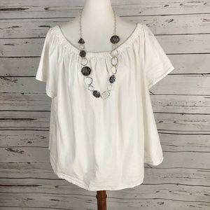 Bundle of Gap peasant blouses
